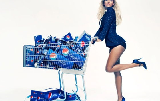 Beyonce Get $50 Million Dollar Pepsi Deal
