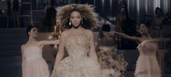 Beyonce HBO Special Raw, Real, and Revealed