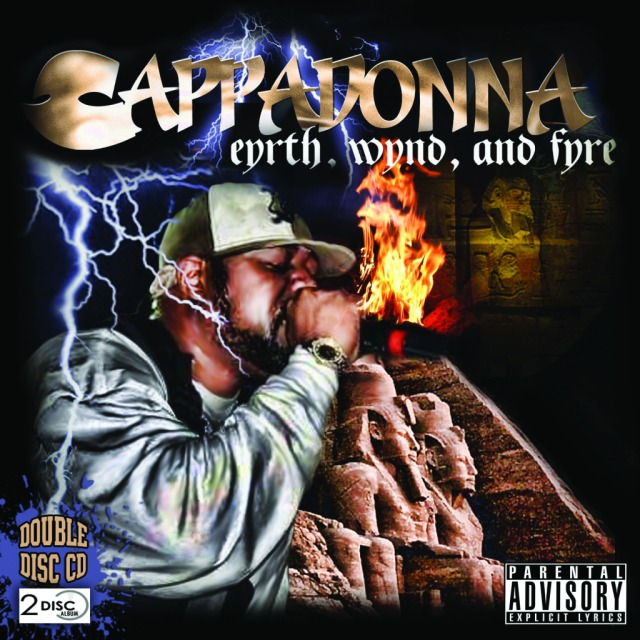 Cappadonna Eyrth Wynd and Fyre
