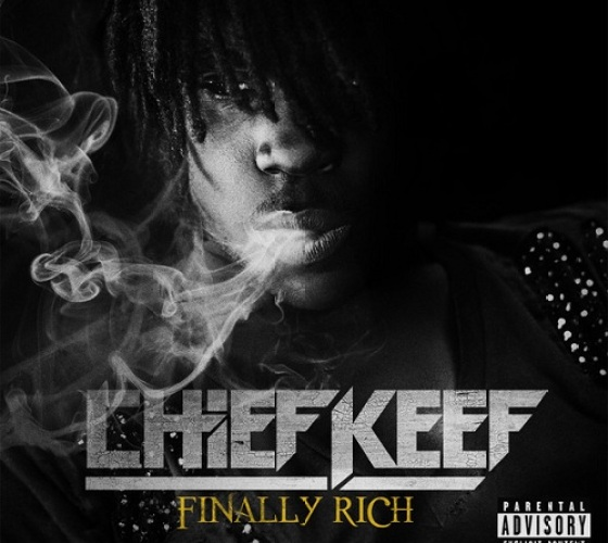 Chief Keef Finally Rich Deluxe Cover