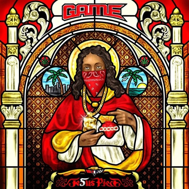Game Jesus Piece ft Kanye West and Common