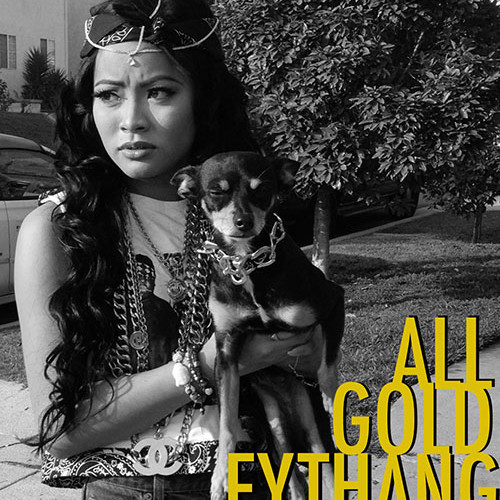 HONEY COCAINE All Gold Everything
