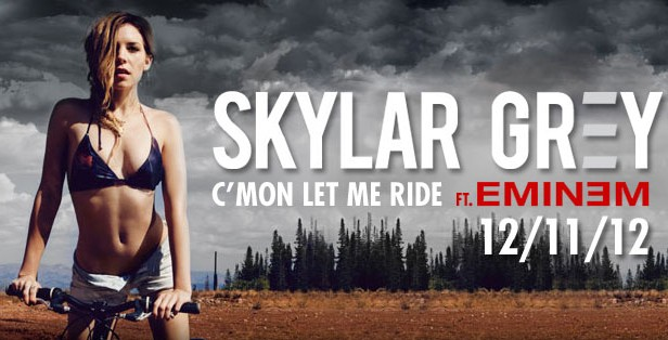Skylar Grey CMon Let Me Ride Eminem