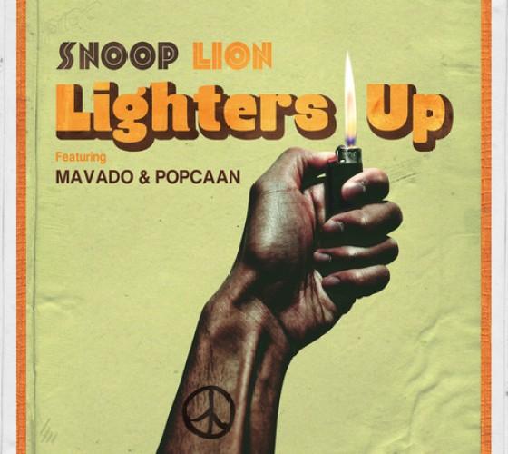 Snoop Lion Lighters Up Ft. Mavado & Popcaan