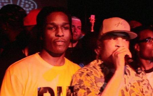 T.I. Ft. A$AP Rocky Wildside