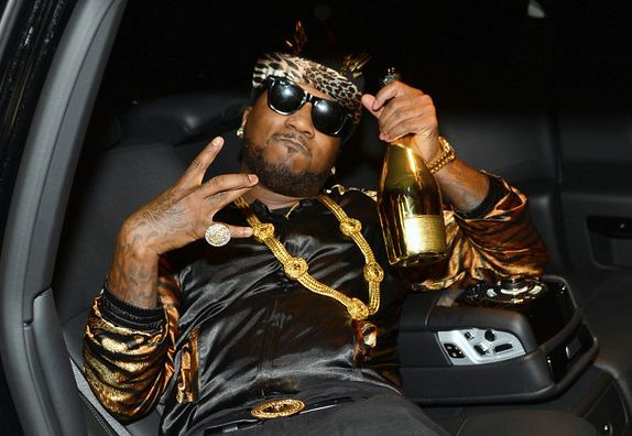 Young Jeezy Its Tha World Release Party 2012