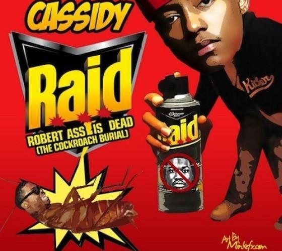 Cassidy R.A.I.D. Meek Mill Diss