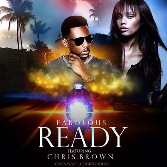 Fabolous Ft. Chris Brown 'Ready'