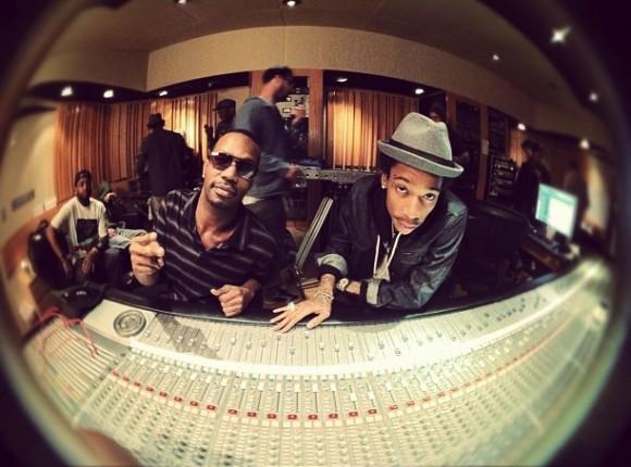 Juicy J Ft Wiz Khalifa – In The Stars