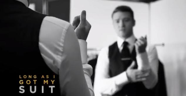 Justin Timberlake 'Suit & Tie'