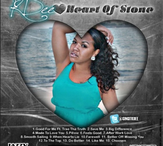 KDee Heart Of Stone Tracklist