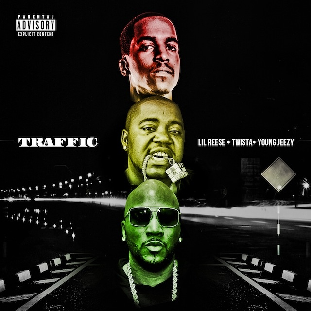 Lil Reese Ft Twista & Young Jeezy – Traffic (Remix)
