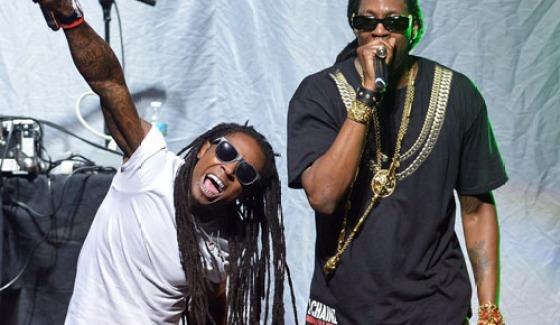 Lil Wayne Ft. 2 Chainz  - Rich As Fuck