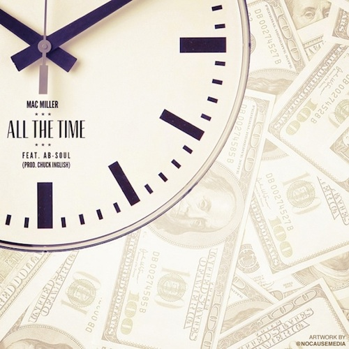 Mac Miller ft. Ab-Soul - All The Time