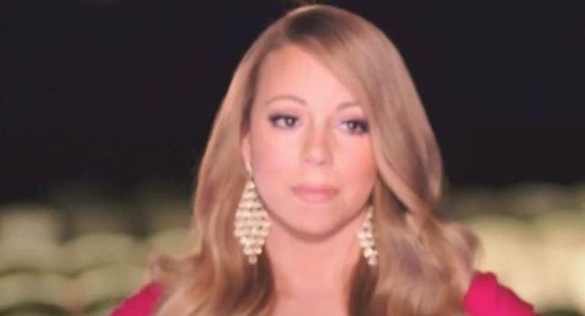 Mariah Carey Talks Nicki Minaj Fight on ET