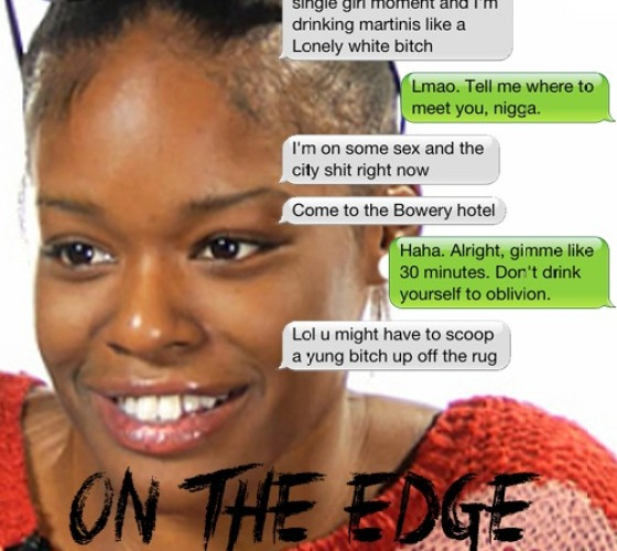 On The Edge - Angel Haze (Azealia Banks Diss)