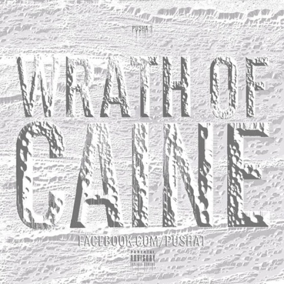Pusha T Wrath Of Caine (Artwork)