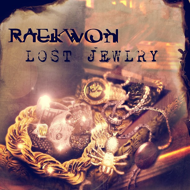 Raekwon Lost Jewlry Artwork