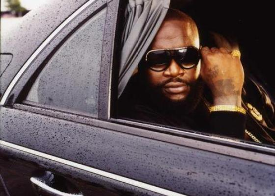 Rick Ross Escapes Drive By Shooting