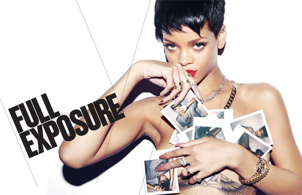 Rihanna Full Exposure Complex Magazine 2013