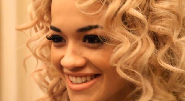 Rita Ora Fashion 2013