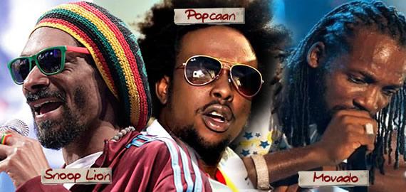 Snoop Lion  - Lighters Up Ft. Mavado & Popcaan