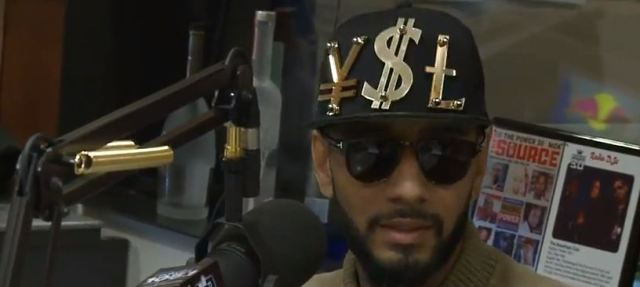 Swizz Beatz at The Breakfast Club