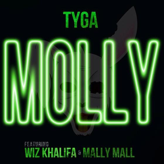 Tyga Ft. Wiz Khalifa & Mally Moll - Molly
