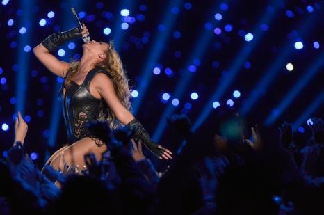 Beyonce Superbowl Halftime Show