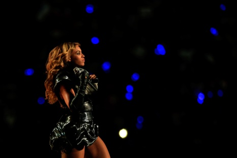 Beyonce Superbowl Performance - 2013