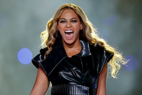 Beyonce Superbowl Pictures