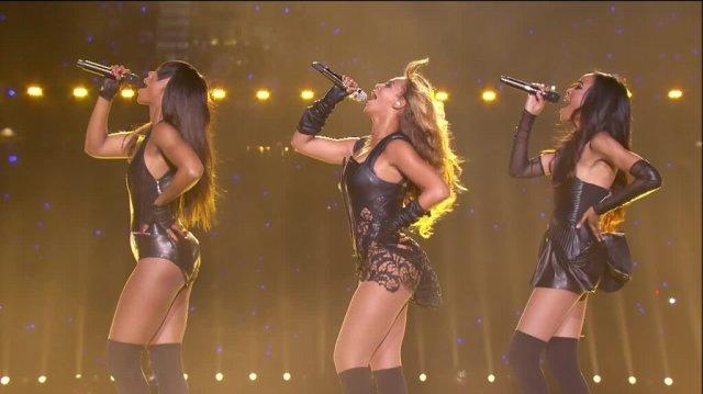 Beyonce SuperBowl XLVII Performance