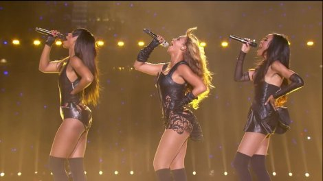 Beyonce SuperBowl XLVII Performance