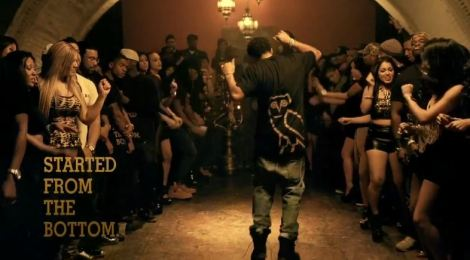 Drake 'Started From The Bottom' (Official Video)
