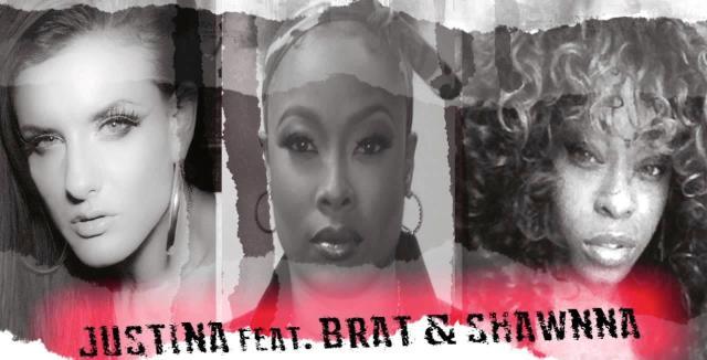Justina Ft Da Brat & Shawnna – All Gold Everything Freestyle