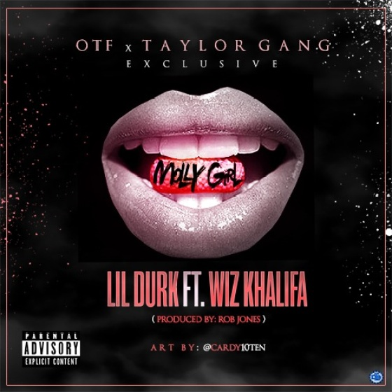 Lil Durk ft. Wiz Khalifa – Molly Girl