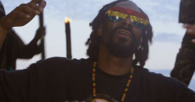 Snoop Dogg 'Lighters Up' Ft. Mavado & Popcaan