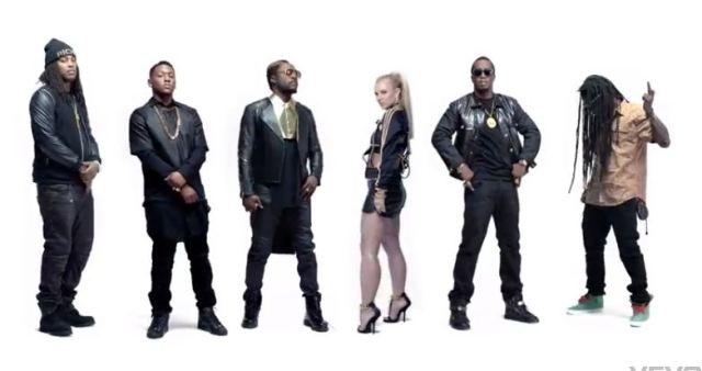 will.i.am Scream & Shout ft. Britney Spears, Diddy, Waka Flocka, Hit-Boy, Lil Wyane