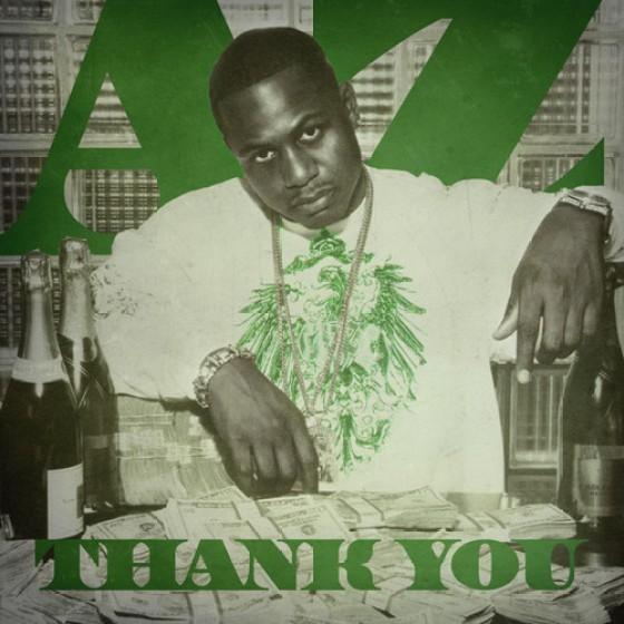 AZ 'Thank You' Freestyle