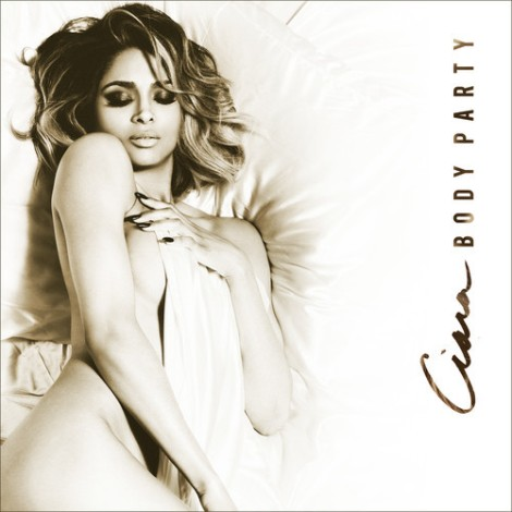 Ciara 'Body Party' Single