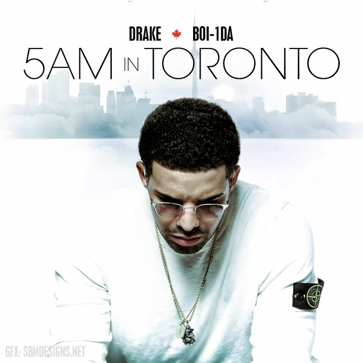 Drake '5AM In Toronto'