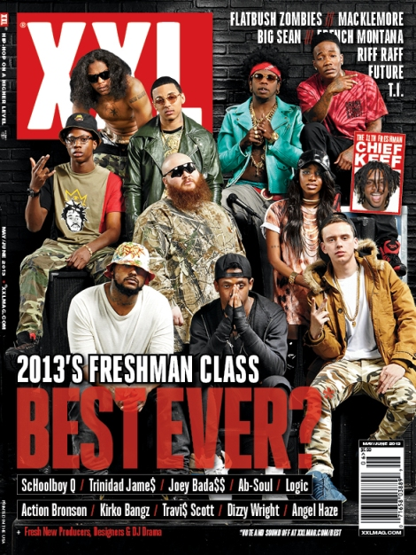 Freshman Class 2013