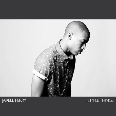 Jerell Perry 'Simple Things' LP