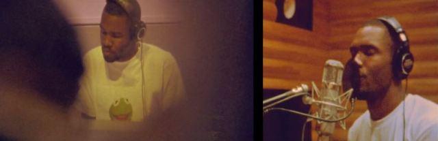 Frank Ocean 'Lost' Video