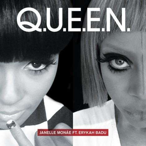 Janelle Monáe - Q.U.E.E.N. Feat. Erykah Badu
