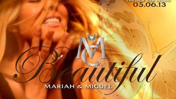 Mariah Carey FT. Miguel 'Beautiful'