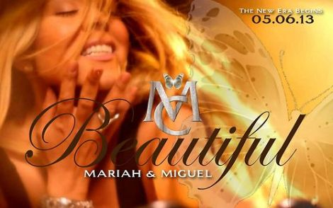 Mariah Carey FT. Miguel 'Beautiful'