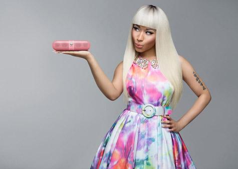 Nicki Minaj Pink Pill