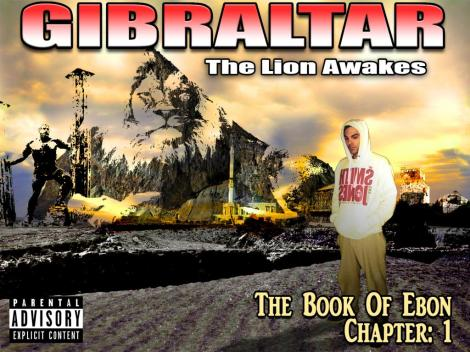Gibraltar The Lion Awakes