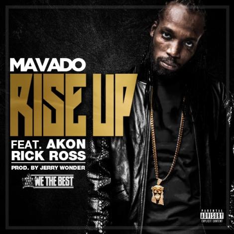 MAVADO FT. AKON & RICK ROSS - RISE UP